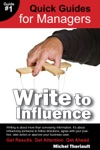 Write To Influence
