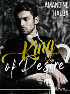 King of Desire Book Cover