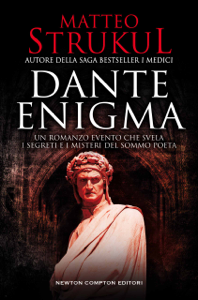 Dante enigma Copertina del libro