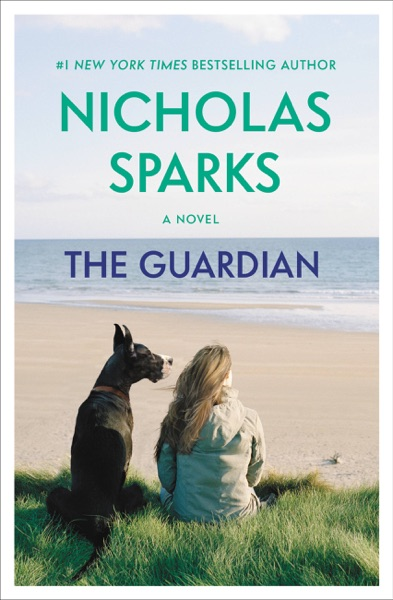 The Guardian - Nicholas Sparks book cover
