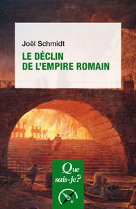 Le Déclin de l'Empire romain Copertina del libro