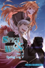 Spice And Wolf, Vol. 22 (light Novel)