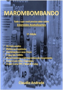 Marombombando Book Cover