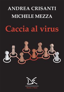 Caccia al virus Copertina del libro