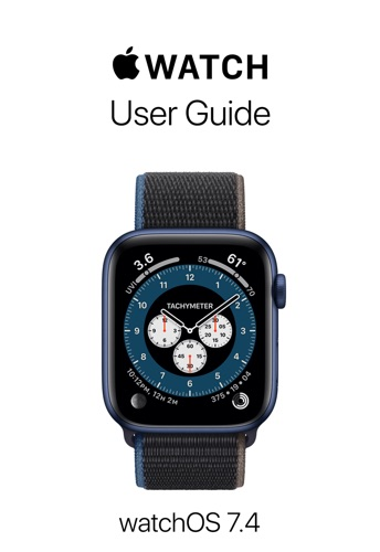 Apple Watch User Guide E-Book Download