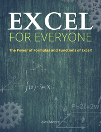 Excel For Everyone : The Power of Formulas and Functions of Excel!
