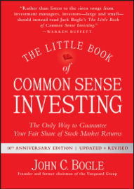 The Little Book of Common Sense Investing book