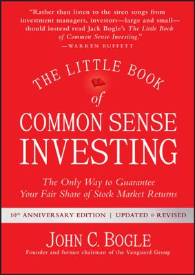 The Little Book of Common Sense Investing - John C. Bogle book