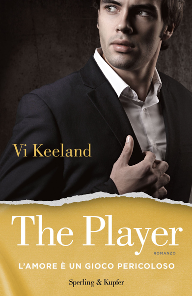 The player (versione italiana) di Vi Keeland