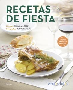 Recetas de fiesta (Webos Fritos) Book Cover