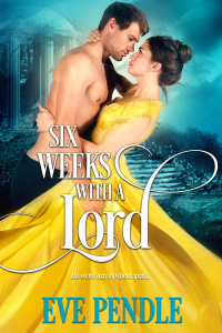 Six Weeks with a Lord Book Cover