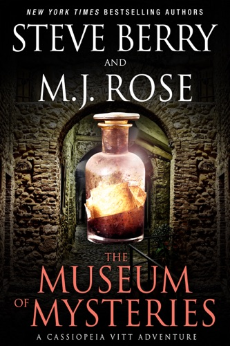 Steve Berry - The Museum of Mysteries: A Cassiopeia Vitt Adventure