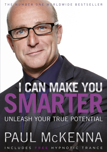 I Can Make You Smarter by Paul McKenna