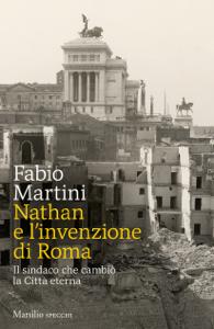 Nathan e l'invenzione di Roma Copertina del libro