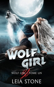 Wolf Girl Book Cover