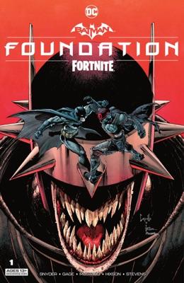 Batman/Fortnite: Foundation (2021) #1