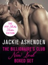 The Billionaires Club New York Boxed Set The 100 Shades Hotter Edition