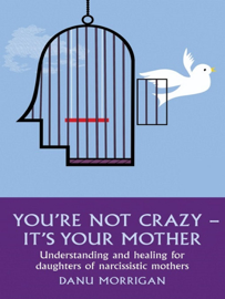 You're Not Crazy - It's Your Mother book
