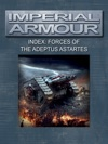 Imperial Armour Index Forces Of The Adeptus Astartes