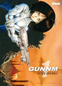 Gunnm - Édition originale - Tome 01 La couverture du livre martien