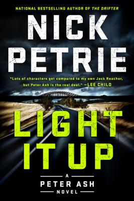 Nick Petrie - Light It Up book