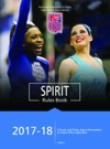 2017-18 NFHS Spirit Rules Book