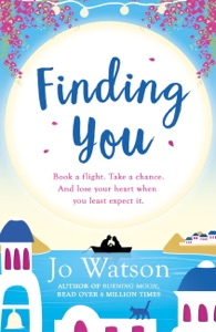 Finding You Book Cover