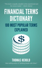 Financial Dictionary - The 100 Most Popular Financial Terms Explained