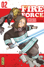 Fire Force - Tome 2