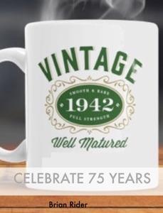 Celebrate 75 Years