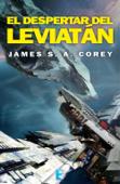 El despertar del Leviatán (The Expanse 1) Book Cover
