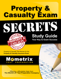 Property & Casualty Exam Secrets Study Guide: book