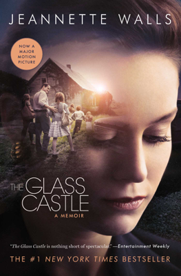 The Glass Castle - Jeannette Walls book