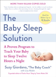 The Baby Sleep Solution Book Cover