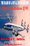 The Crash Of A Royal Dutch Airlines KLM Constellation L749 Bombay India July 12 1949