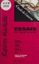 «Essais» De Montaigne