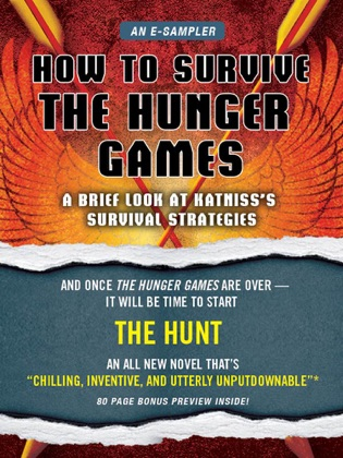 How to Survive The Hunger Games book cover