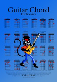 Cat On Strat Guitar Chord Dictionary