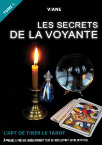 Les Secrets de la voyante La couverture du livre martien