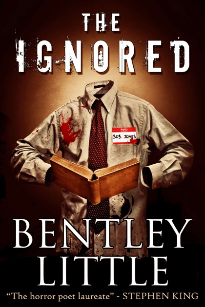 The Ignored By Bentley Little On Apple Books