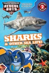 Transformers Rescue Bots Training Academy Sharks  Other Sea Life