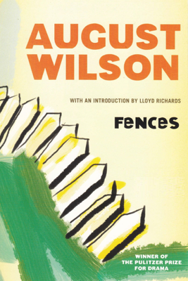 Fences - August Wilson book