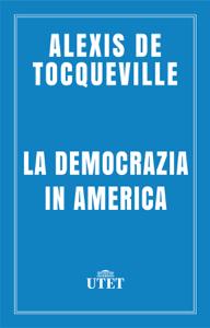 La democrazia in America Copertina del libro