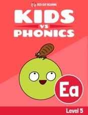 Learn Phonics: EA - Kids vs Phonics (iPhone Version)