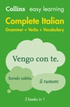 Easy Learning Italian Complete Grammar Verbs And Vocabulary 3 Books In 1 Collins Easy Learning Italian