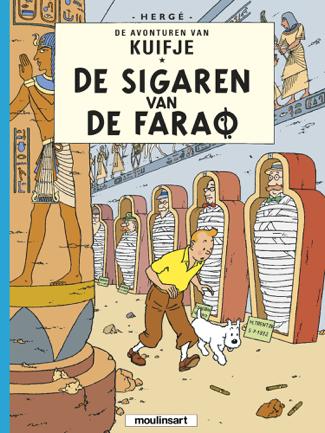 De sigaren van de farao - Hergé
