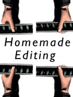 Christine Schorr & Yuval Tzafrir - Homemade Editing artwork