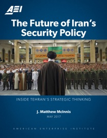 THE FUTURE OF IRANS SECURITY POLICY