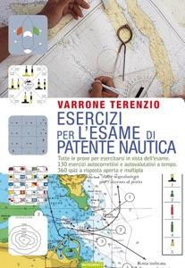 Esercizi per l'esame di patente nautica da Varrone Terenzio