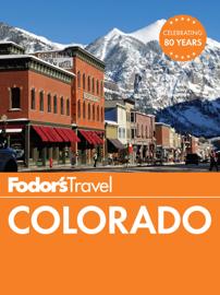 Fodor's Colorado book